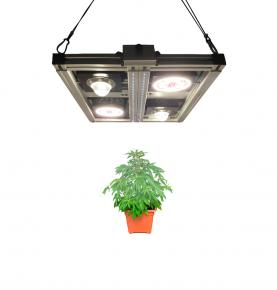 High Power CXB3590 COB LED Grow Light Full Spectrum For Medical Grow