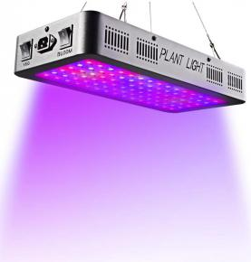 Double Switches LED Indoor Garden 600w 900w LED Grow Lights Full Spectrum LED Grow Light for Indoor Plants