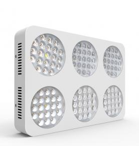 Hydroponic Veg and Bloom Switches 1260W S6 Led Grow Light Full Spectrum